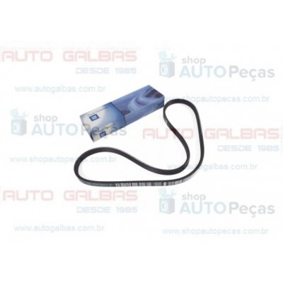 Correia do alternador - Onix/Prisma - Original Chevrolet - 24579487 - Unidade